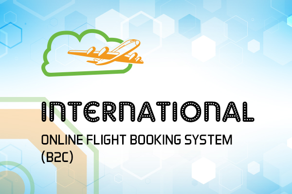 International: Online Flight Booking System - (B2C)