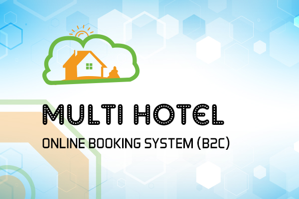 Multi Hotel Online Booking System (B2C)