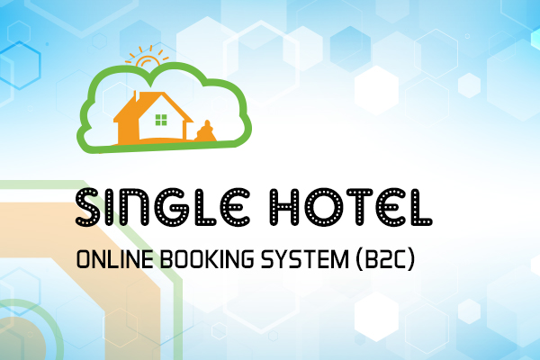 Single Hotel Online Booking System (B2C)