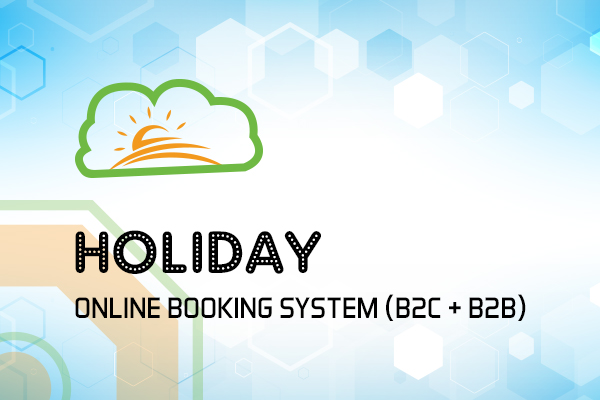 Holiday Booking System (B2B + B2C)